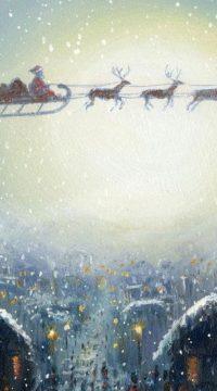 12 - dipinto-di-natale-babbo-natale-e-slitta.jpg