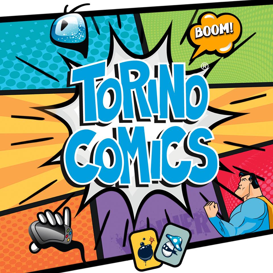 Torino Comics & Games