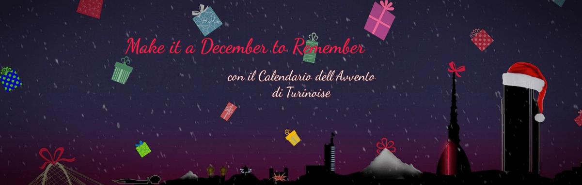 Calendario dell'avvento Turinoise a Torino