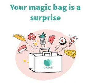 Too good to go: la magic bag a Torino