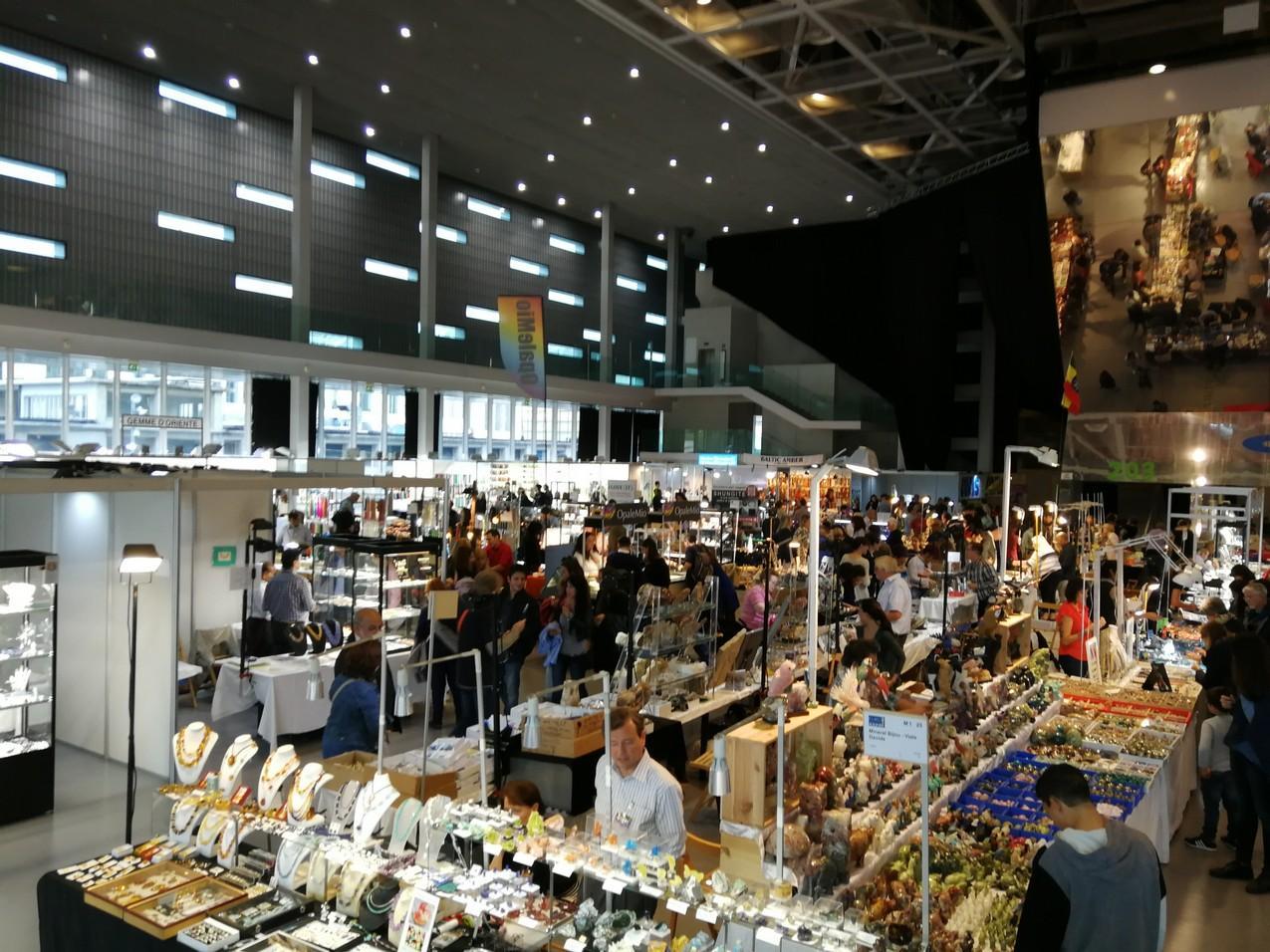 Euro Mineral Expo al PalaAlpitour di Torino