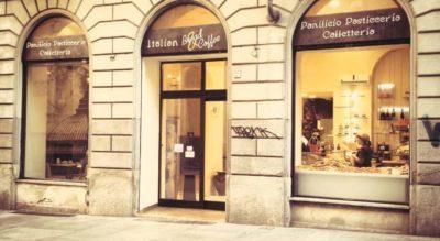 Italian Bread Pastries & Coffee a Torino