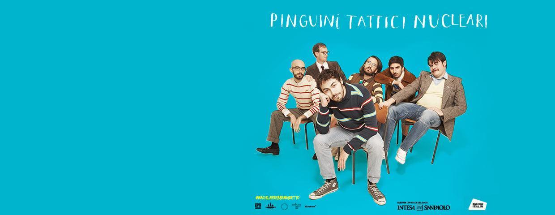 Pinguini Tattici Nucleari - Pala Alpitour di Torino