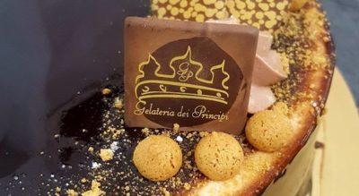 Gelateria dei Principi a Torino- Il gelato al caffè vegano vi farà girare la testa