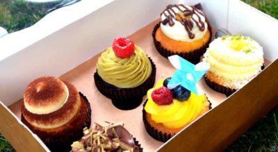 Tauer Bakery e le scatole di cupcakes dei vostri sogni