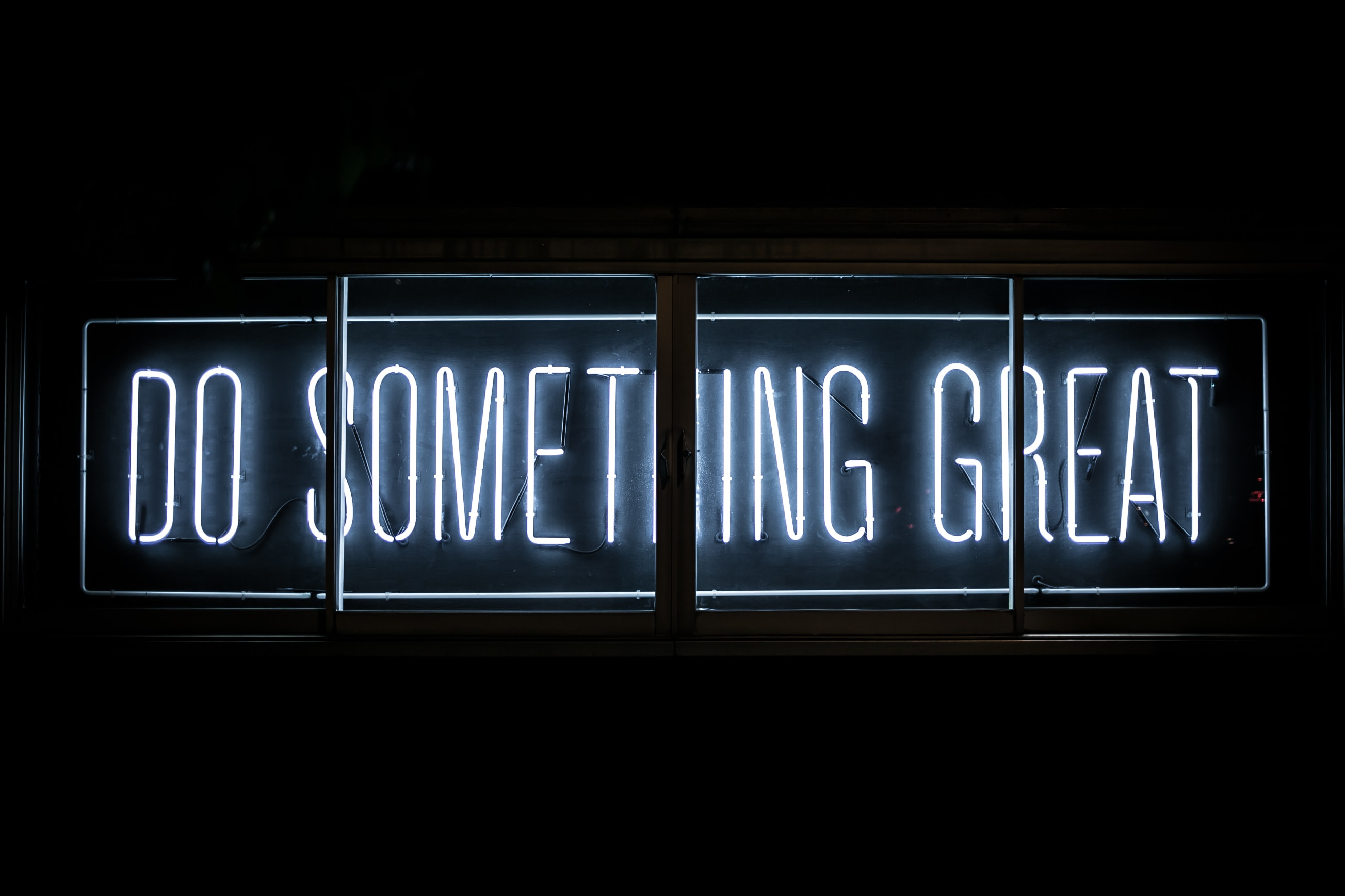 Do something great - picture