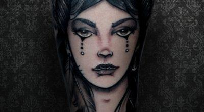 Veracruz Tattoo a Torino
