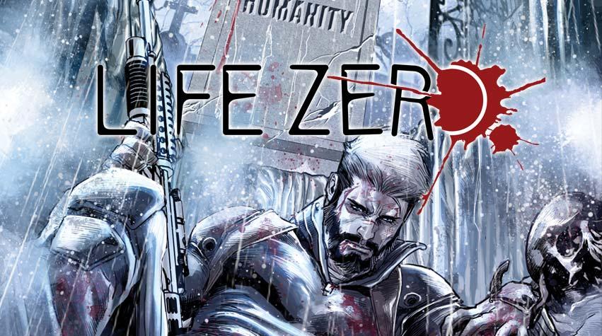 Life-zero-comics