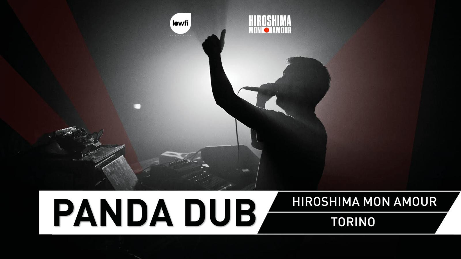 Panda Dub / Hiroshima Sound Garden