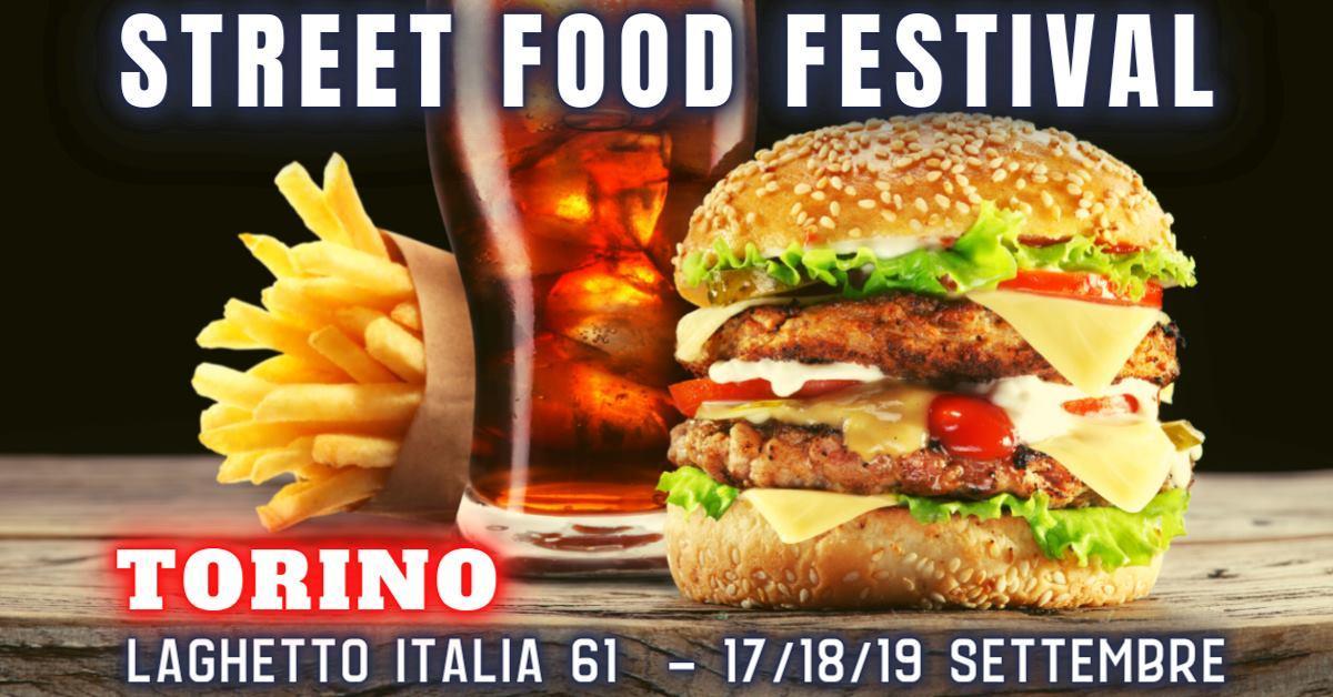 Street Food Festival a Torino