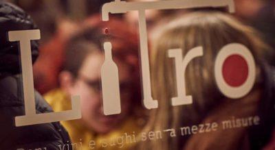 Litro a Torino in galleria Umberto I