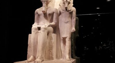 Il Museo Egizio a Torino
