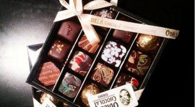 Odilla a Torino - Il re delle praline di cioccolato