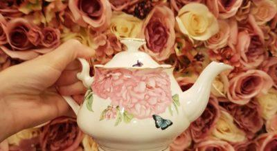 Roses and Tea a Torino